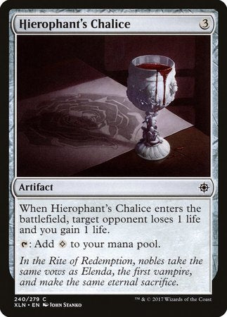Hierophant's Chalice [Ixalan] | Black Knight Games