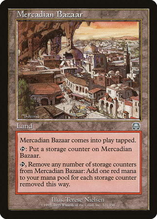 Mercadian Bazaar [Mercadian Masques] | Black Knight Games