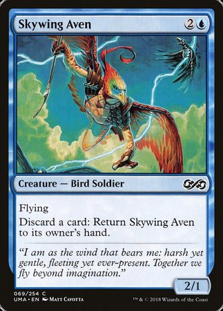 Skywing Aven [Ultimate Masters] | Black Knight Games