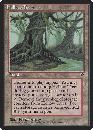 Hollow Trees [Fallen Empires] | Black Knight Games