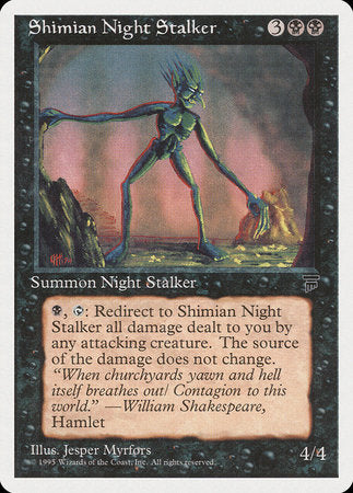 Shimian Night Stalker [Chronicles] | Black Knight Games
