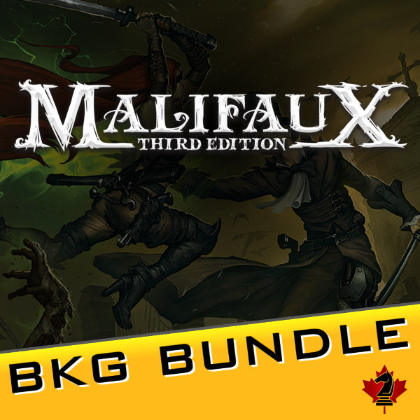 Malifaux Bundle: Resurectionists | Black Knight Games
