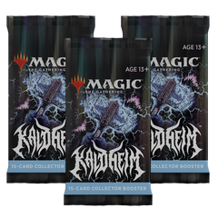 Kaldheim Collector Booster Pack | Black Knight Games
