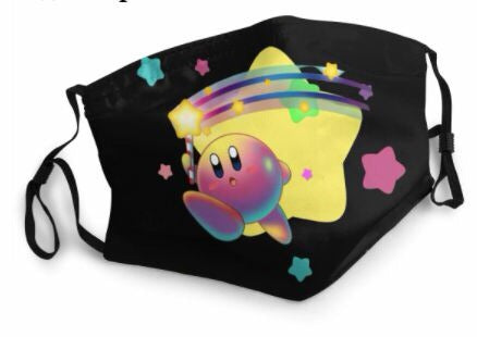 Themed Mask: Kirby