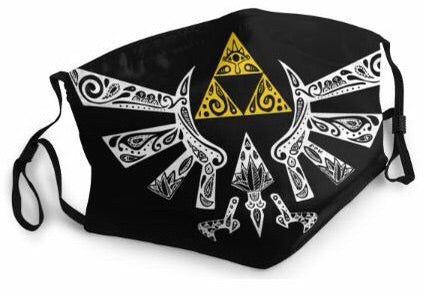 Themed Mask: Legend of Zelda