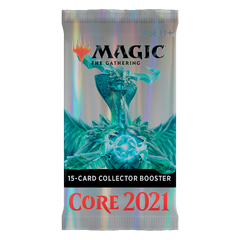 Core 2021 Collectors Booster Box | Black Knight Games