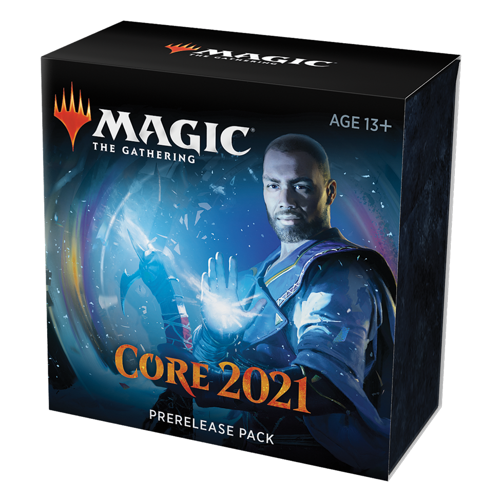 Core Set 2021 Prerelease Pack | Black Knight Games