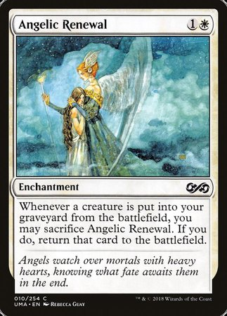Angelic Renewal [Ultimate Masters] | Black Knight Games