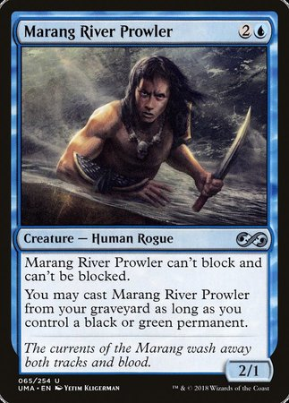 Marang River Prowler [Ultimate Masters] | Black Knight Games