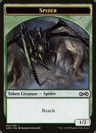 Spider Token [Ultimate Masters Tokens] | Black Knight Games