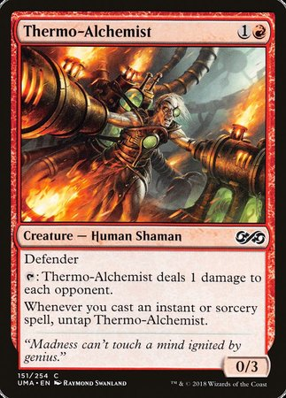 Thermo-Alchemist [Ultimate Masters] | Black Knight Games