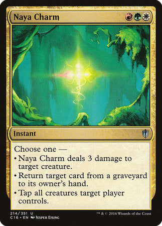 Naya Charm [Commander 2016] | Black Knight Games