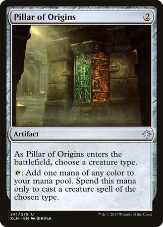 Pillar of Origins [Ixalan] | Black Knight Games
