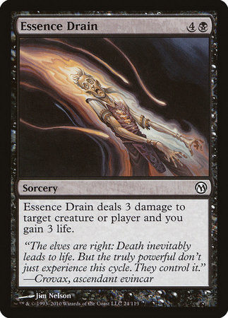 Essence Drain [Duels of the Planeswalkers] | Black Knight Games
