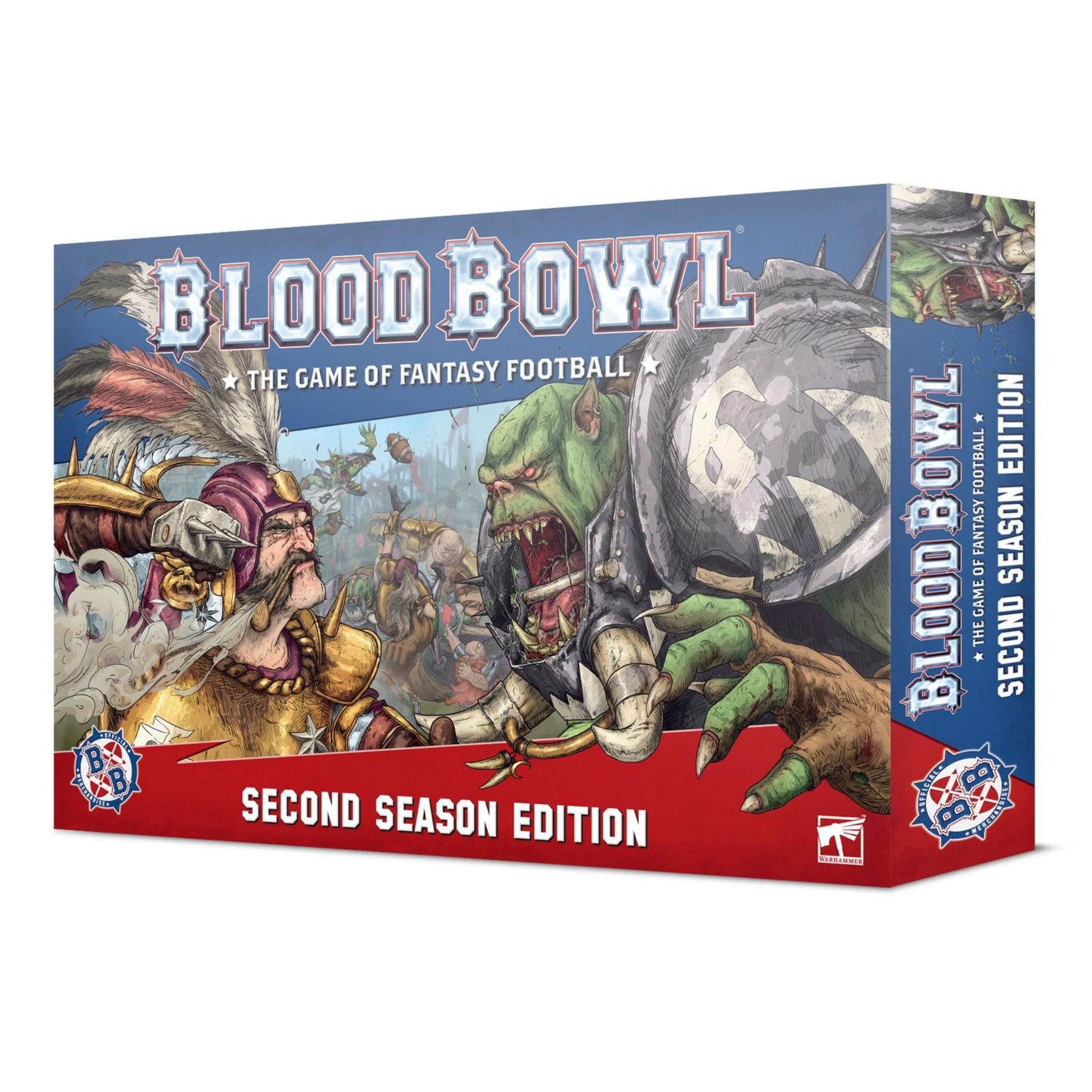 Blood Bowl: Second Season Edition | Black Knight Games