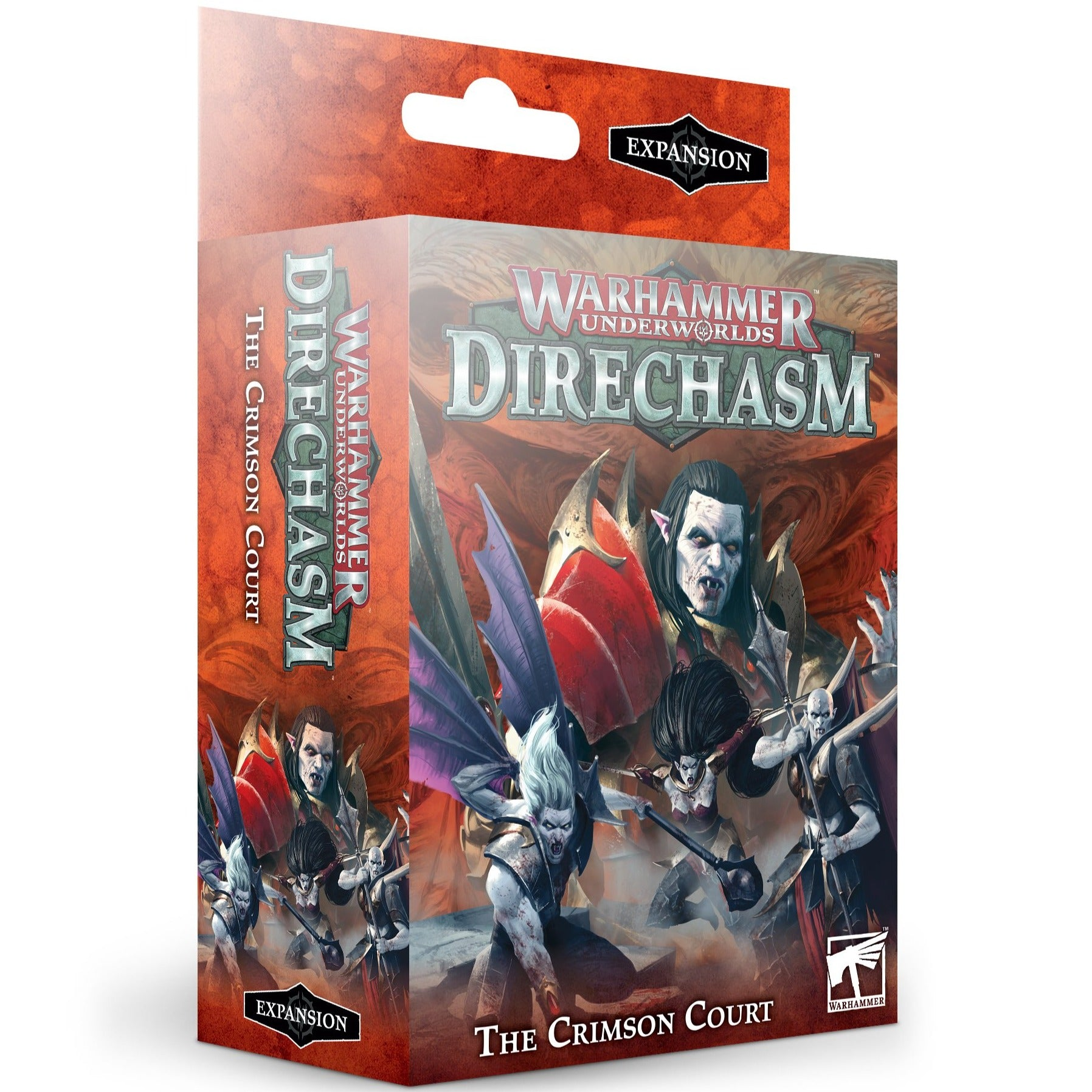 Warhammer Underworlds: The Crimson Court | Black Knight Games