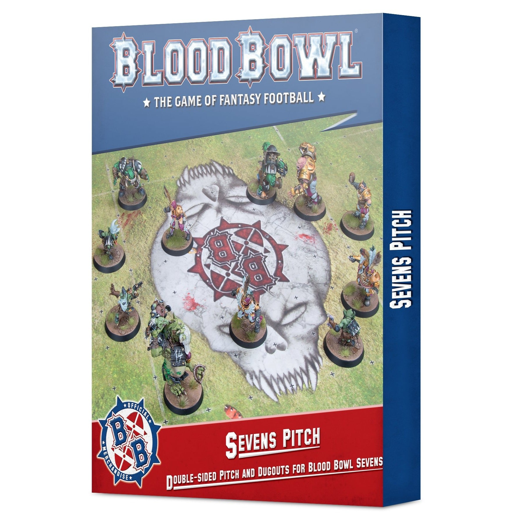 Blood Bowl Pitch Sevens | Black Knight Games