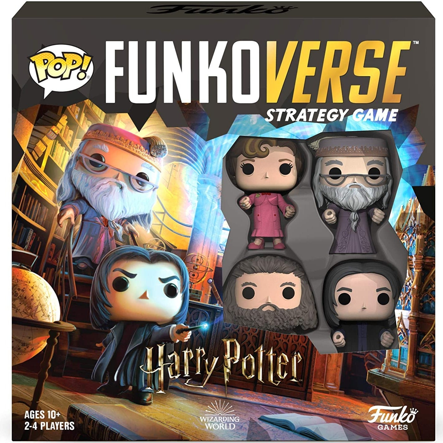 Funkoverse Strategy Game - Harry Potter | Black Knight Games