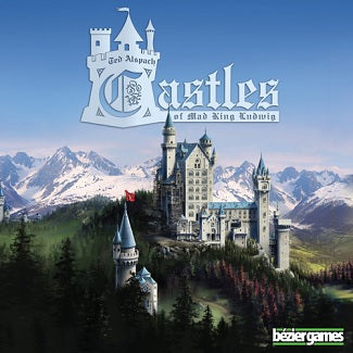 Castles of Mad King Ludwig | Black Knight Games