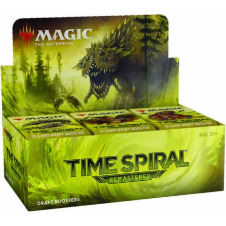 Time Spiral Remastered Booster Box | Black Knight Games
