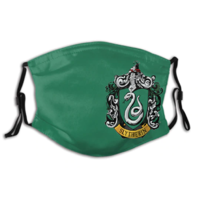 Themed Mask: Slytherin House