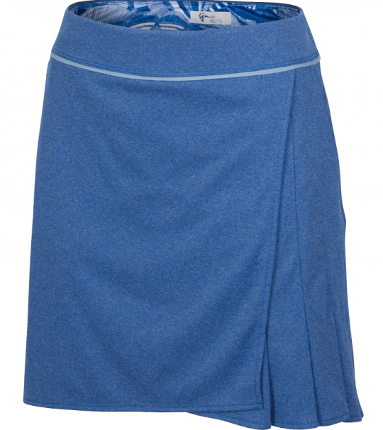 GREG NORMAN ML75 ASCENT PULL-ON KNIT SKORT