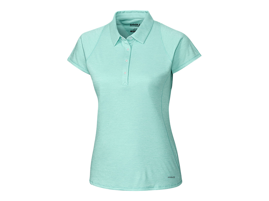 ANNIKA LADIES FREQUENCY POLO SONIC