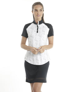 CHASE54 RAPID WOMEN'S SHORT SS POLO