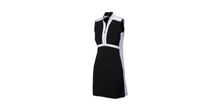 Load image into Gallery viewer, GREG NORMAN ML75 MONACO S/L FLOUNCE DRESS