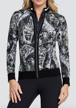 Load image into Gallery viewer, TAIL JADE REVERSIBLE JACKET- TONAL TROPICAL