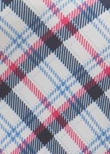 Load image into Gallery viewer, SANSOLEIL SOLCOOL PRINT MOCK- AVERY PLAID