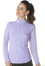 Load image into Gallery viewer, IBKÜL SOLID LONG SLEEVE MOCK NECK