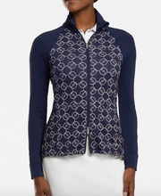 Load image into Gallery viewer, PETER MILLAR MONROE FREEPORT PERFORMANCE FULL-ZIP LAYER