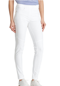 RALPH LAUREN MULTI NYLON STRETCH PANT