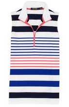 Load image into Gallery viewer, RALPH LAUREN COTTON LYCRA SLEEVELESS KNIT