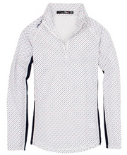 Load image into Gallery viewer, RALPH LAUREN PRINTED AIRFLOW LONG SLEEVE MINI ANCHOR