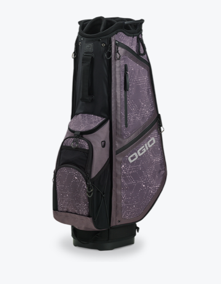 OGIO XIX CART BAG 14 SMOKE NOVA