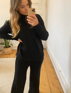 Cozy Set Black