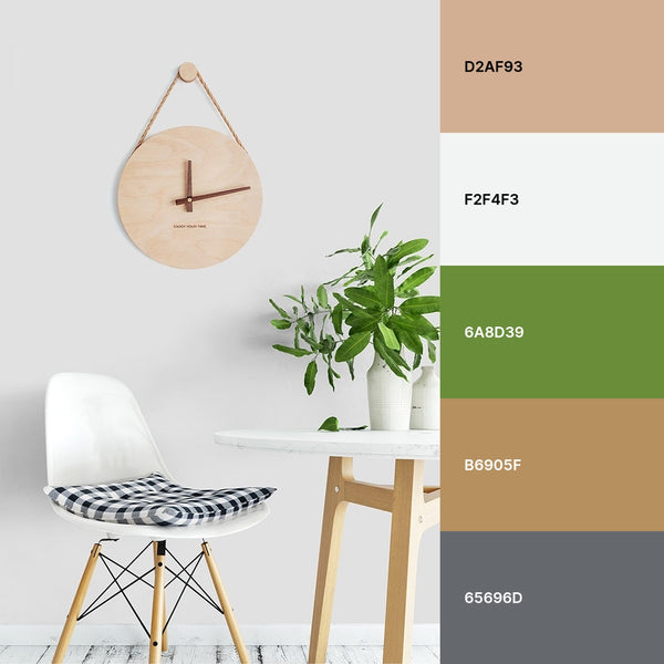 salon couleurs scandinaves