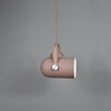 suspension scandinave rose