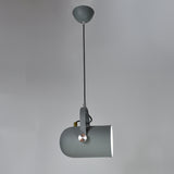 Suspension Scandinave Grise