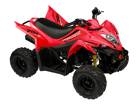 2020 Mongoose 70s ATV