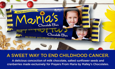 Maria's Chocolate Bar by Malley's