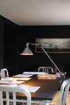 Lampe d'architecte N°201 - Coloris Noir - Chrome