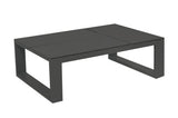 Fermo - Table basse 3 plateaux - Charcoal