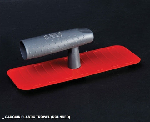Gauguin Plastic Trowel (Rounded)