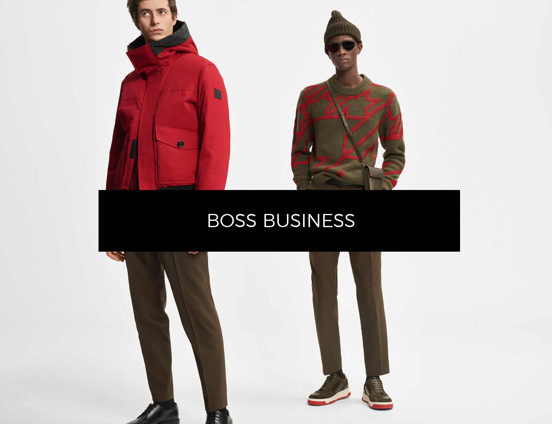 Hugo Boss Business