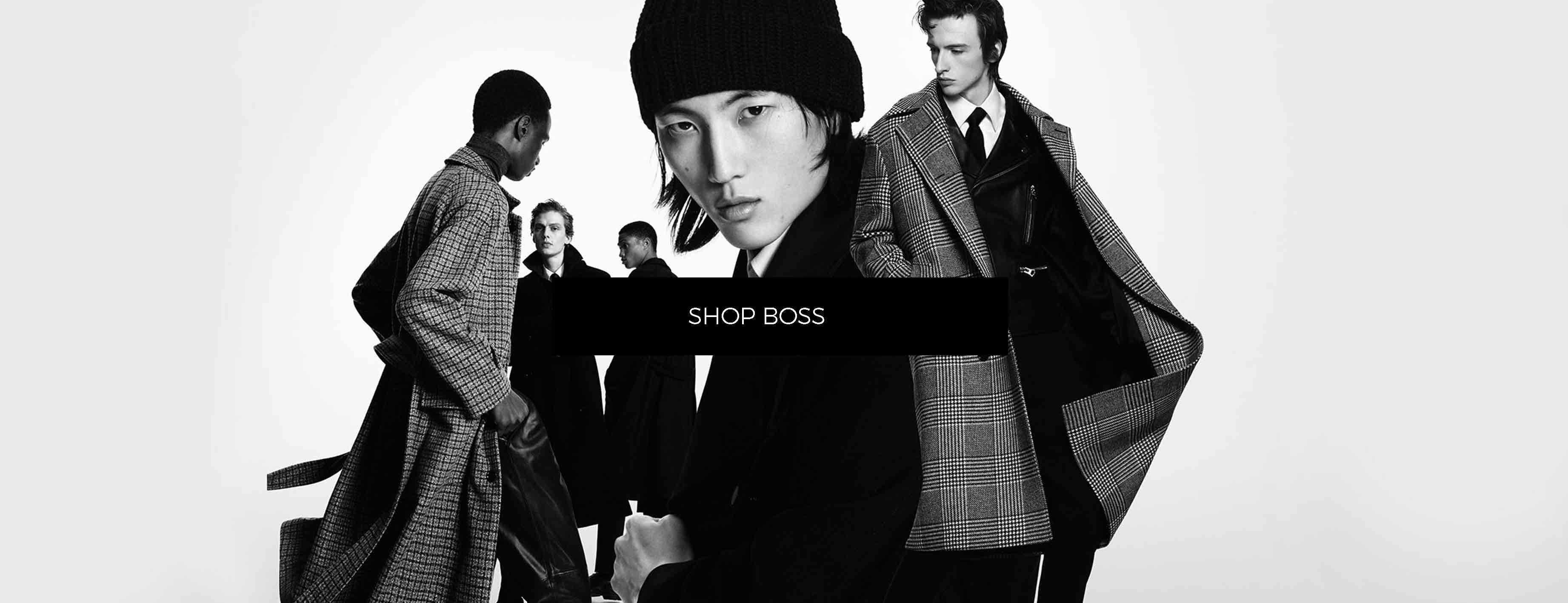 Hugo Boss at Frank Bird