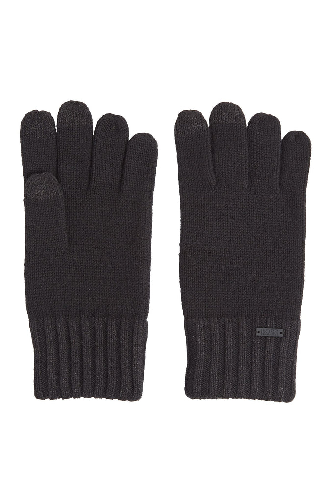BOSS Gritzo Gloves 001 Black