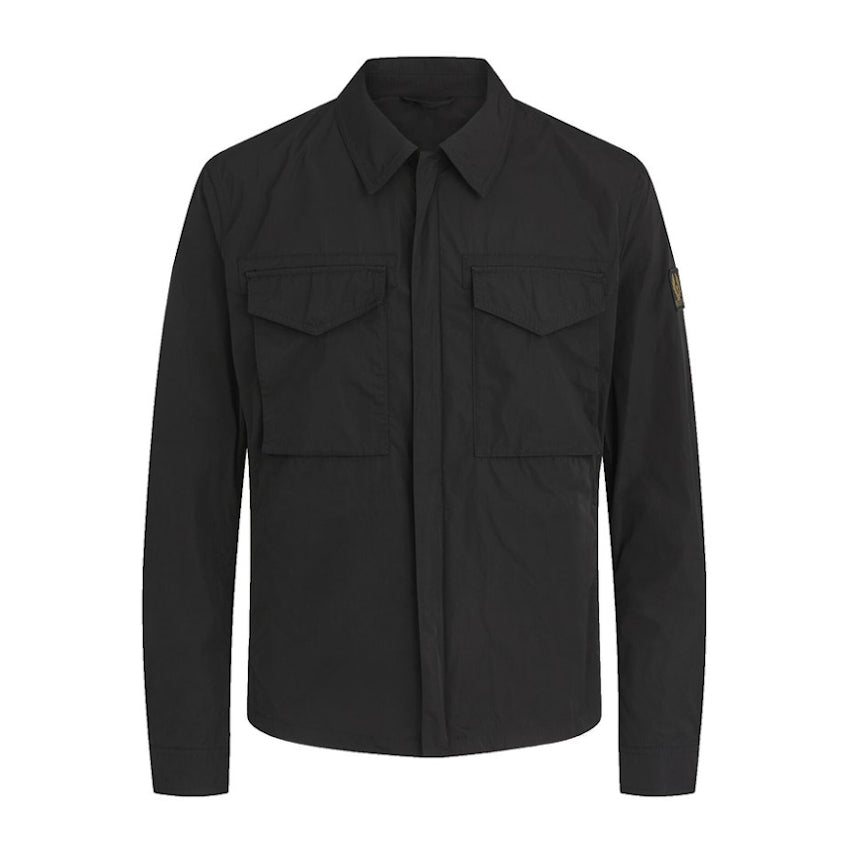 Belstaff  Command Shirt 90000 BLACK